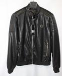 Мужская куртка кожзам K21X-1