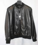 Мужская куртка кожзам 2005-1