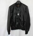 Мужская куртка кожзам 8912S-1