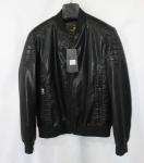 Мужская куртка кожзам K-13-1
