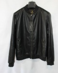 Мужская куртка кожзам K-25-1
