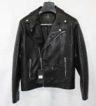 Мужская куртка кожзам 5902-1