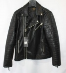 Мужская куртка кожзам 5901-1