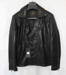 Мужская куртка кожзам K-33-1