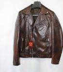 Мужская куртка кожзам 2006D-1
