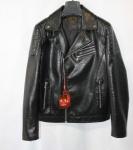 Мужская куртка кожзам 2006D-2