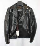 Мужская куртка кожзам 2003D-2