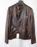 Мужская куртка кожзам 2003D-2-3