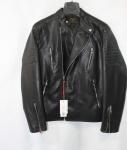 Мужская куртка кожзам 2003D-2-4