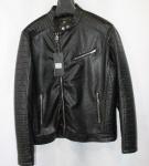 Мужская куртка кожзам 5881-1