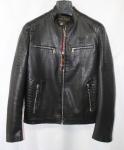 Мужская куртка кожзам 2005D-2