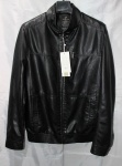 Мужская куртка кожзам 8833-2А-2