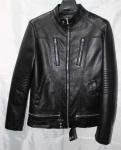 Мужская куртка кожзам 1823-1