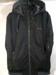 Мужские демисезонные куртки Батал 8329-1
