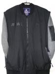 Мужские демисезонные куртки трансформер Батал 7657-2