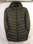 Мужские демисезонные куртки c подогревом 027-1