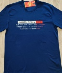 Мужская футболка Батал N-1934-1
