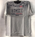 Мужская футболка Батал S-3553-5