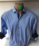 Мужские рубашки Батал 3320-7