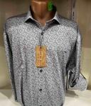 Мужские рубашки Батал 3873-2