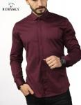 Мужские рубашки длинный рукав 0-61-07-411