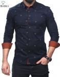 Мужские рубашки длинный рукав 0-30-59