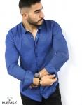 Мужские рубашки длинный рукав 27-17-802