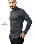 Мужские рубашки длинный рукав 80-17-805