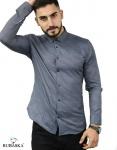 Мужские рубашки длинный рукав 80-17-804