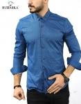 Мужские рубашки длинный рукав 118-17-800