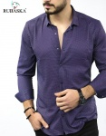 Мужские рубашки длинный рукав 35-17-802