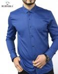 Мужские рубашки длинный рукав 35-17-806