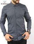 Мужские рубашки длинный рукав 80-17-800
