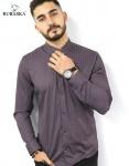Мужские рубашки длинный рукав 75-17-801
