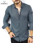 Мужские рубашки длинный рукав 80-17-801