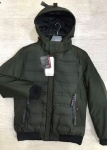 Зимние мужские куртки 0810-4