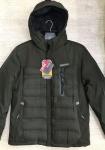 Зимние мужские куртки 0850-6