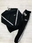 Mужские спортивные костюмы на флисе OFF-WHITE К25-3