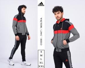 Мужской спортивный костюм 3447-1