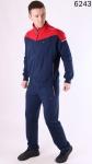 Мужской спортивный костюм 6243-1