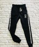 Спортивные мужские брюки на флисе PHILIPP PLEIN Ш12-4