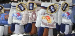 Детские перчатки Е27