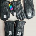Мужские перчатки кожа 63