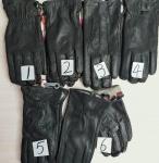 Мужские перчатки кожа/олень 880