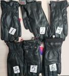 Мужские перчатки кожа 886