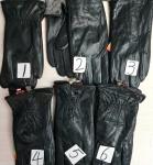Мужские перчатки кожа 50