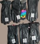 Мужские перчатки кожа 53