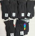 Мужские перчатки -трикотаж 821