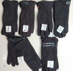 Мужские перчатки -трикотаж В818