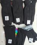 Мужские перчатки -трикотаж В819